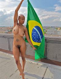 black nude selfies porn pics